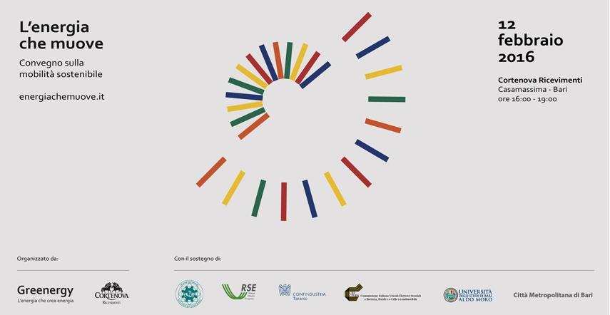 L&#8217;energia che muove <br>Convegno sulla mobilità sostenibile